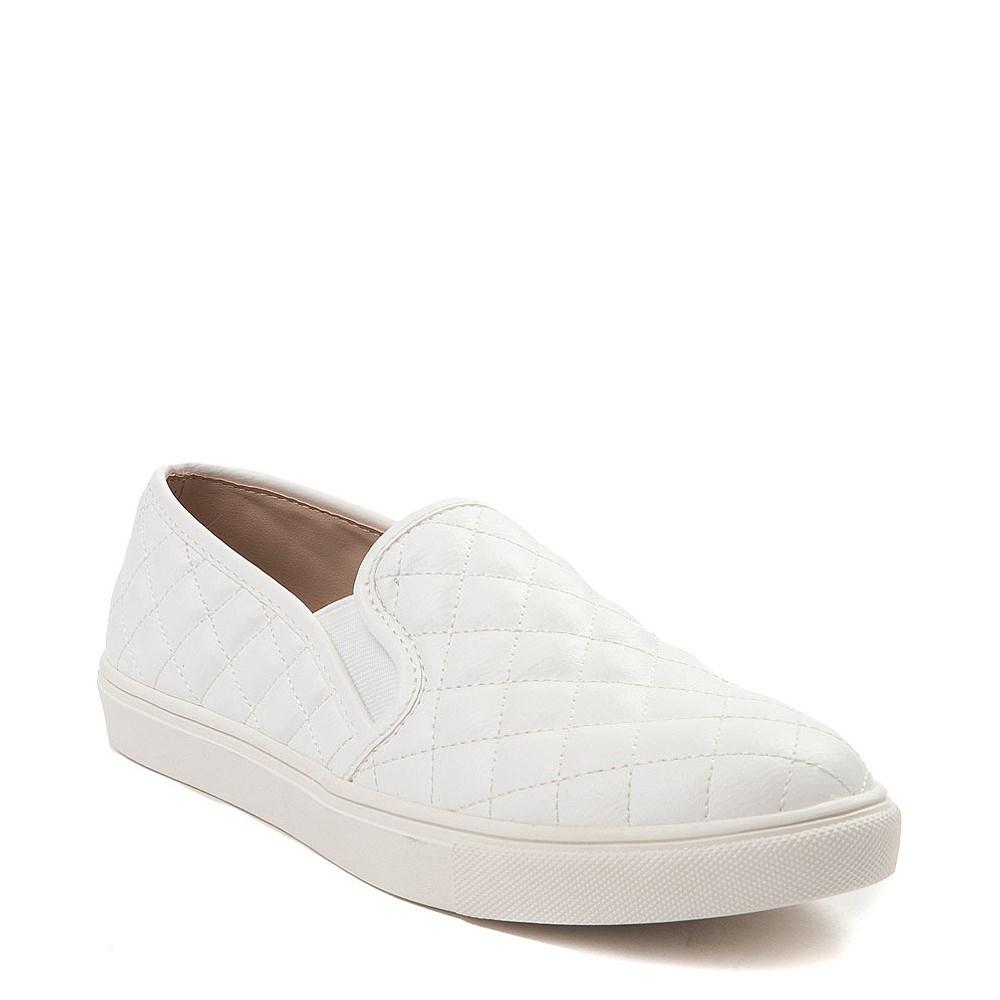 83076e62d9a Womens Steve Madden Ecentrcq Slip On Casual Shoe