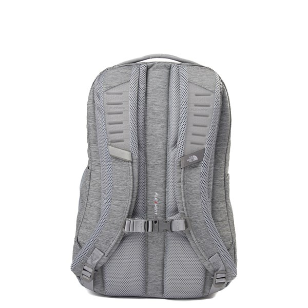 alternate view The North Face Jester Backpack - Heather GrayALT1
