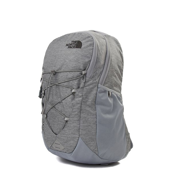 alternate view The North Face Jester Backpack - Heather GrayALT2