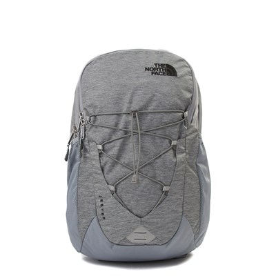 Main view of The North Face Jester Backpack - Heather Gray
