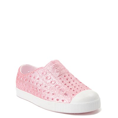 Alternate view of Toddler Native Jefferson Glitter Casual Shoe