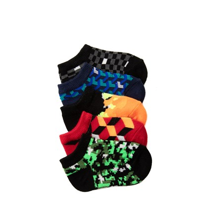 Main view of Crib Digi Glow Socks 5 Pack