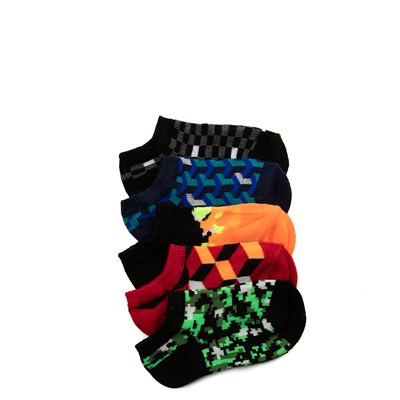 Main view of Toddler Digi Glow Socks 5 Pack