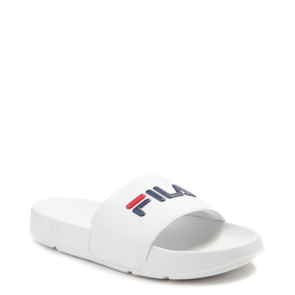 566225047344 Mens Fila Drifter Slide Sandal. Previous. alternate image ALT5. alternate  image default view. alternate image ALT1
