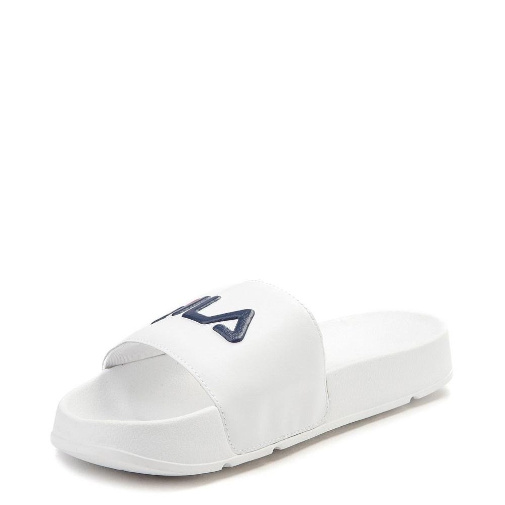 6ceeee34e3 Mens Fila Drifter Slide Sandal