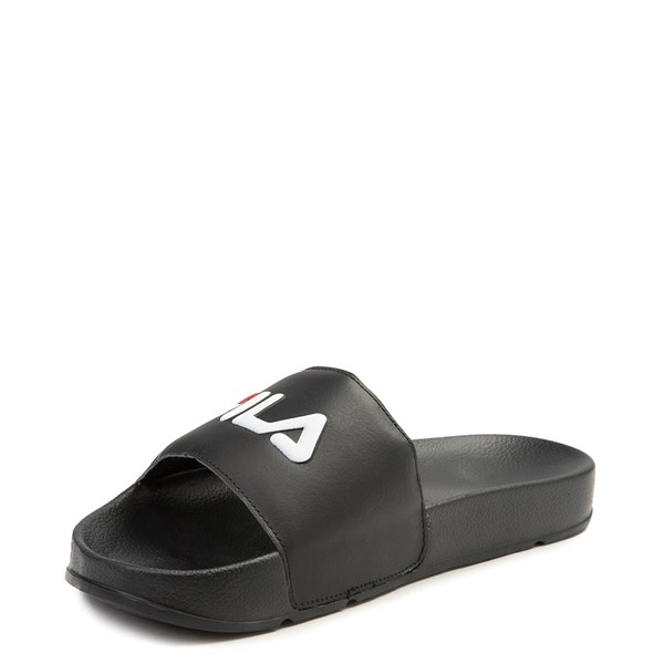 alternate view Womens Fila Drifter Slide SandalALT3