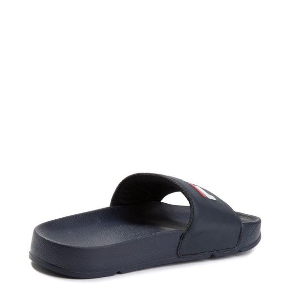 alternate view Womens Fila Drifter Slide SandalALT2