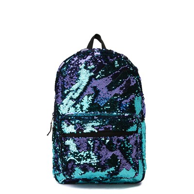Main view of Two-Tone Sequin Backpack