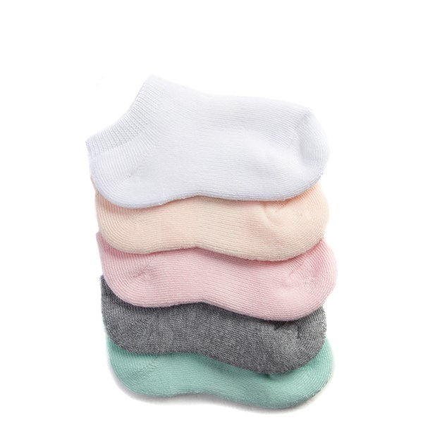 Pastel Socks 5 Pack - Girls Toddler