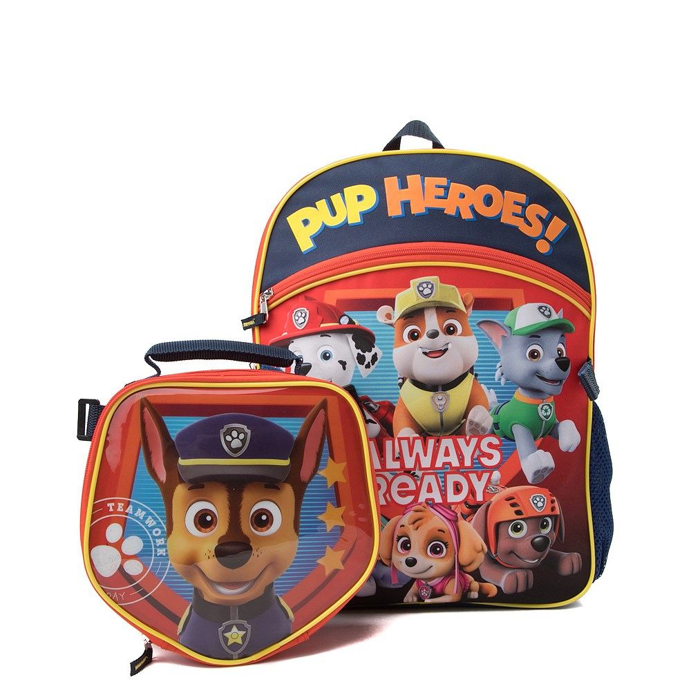 Paw Patrol Heroes Backpack