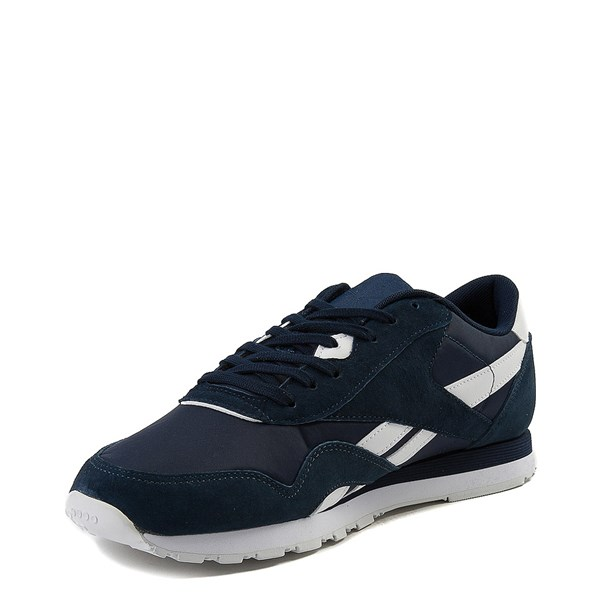 alternate view Mens Reebok Classic Nylon Athletic ShoeALT3