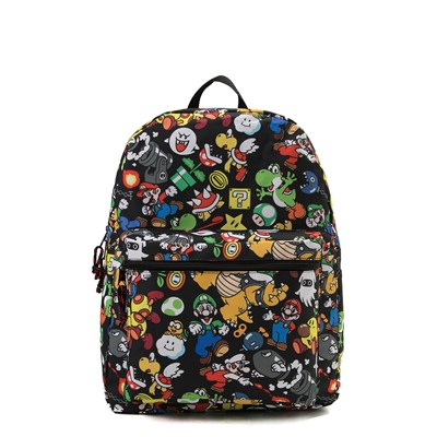Main view of Super Mario World Backpack