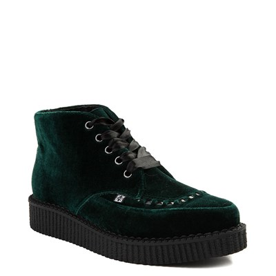 Alternate view of T.U.K. Velvet Pointed Toe Creeper Boot
