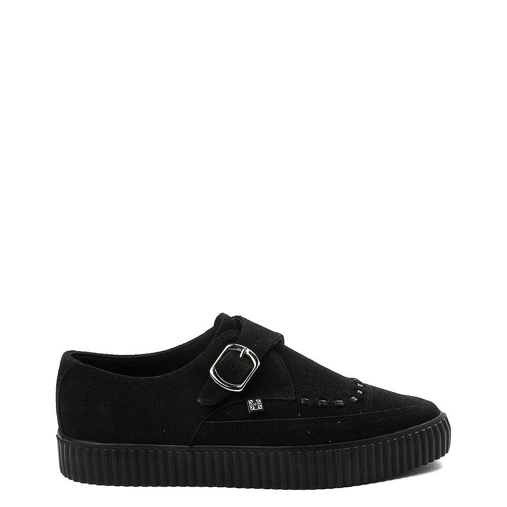 T.U.K. Pointed Toe Buckle EZC Casual Shoe