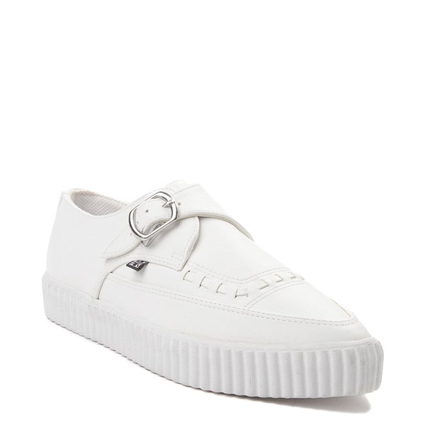 Alternate view of T.U.K. Pointed Toe Buckle EZC Casual Shoe
