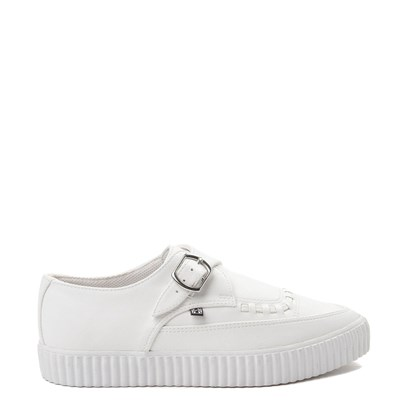 Main view of T.U.K. Pointed Toe Buckle EZC Casual Shoe