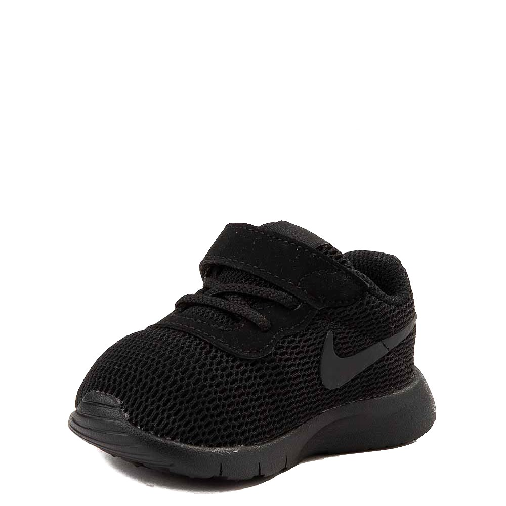 black nike baby shoes