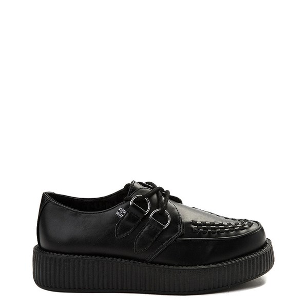 T.U.K. Viva Low Sole Creeper Casual Platform Shoe