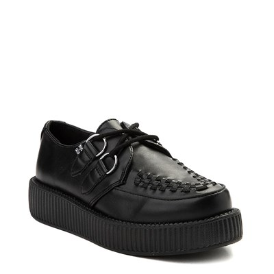 Alternate view of T.U.K. Viva Low Sole Creeper Casual Platform Shoe