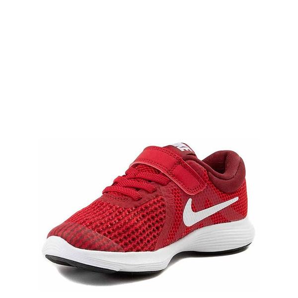 alternate view Nike Revolution 4 Athletic Shoe - Little KidALT3