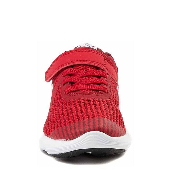 alternate view Nike Revolution 4 Athletic Shoe - Little KidALT4