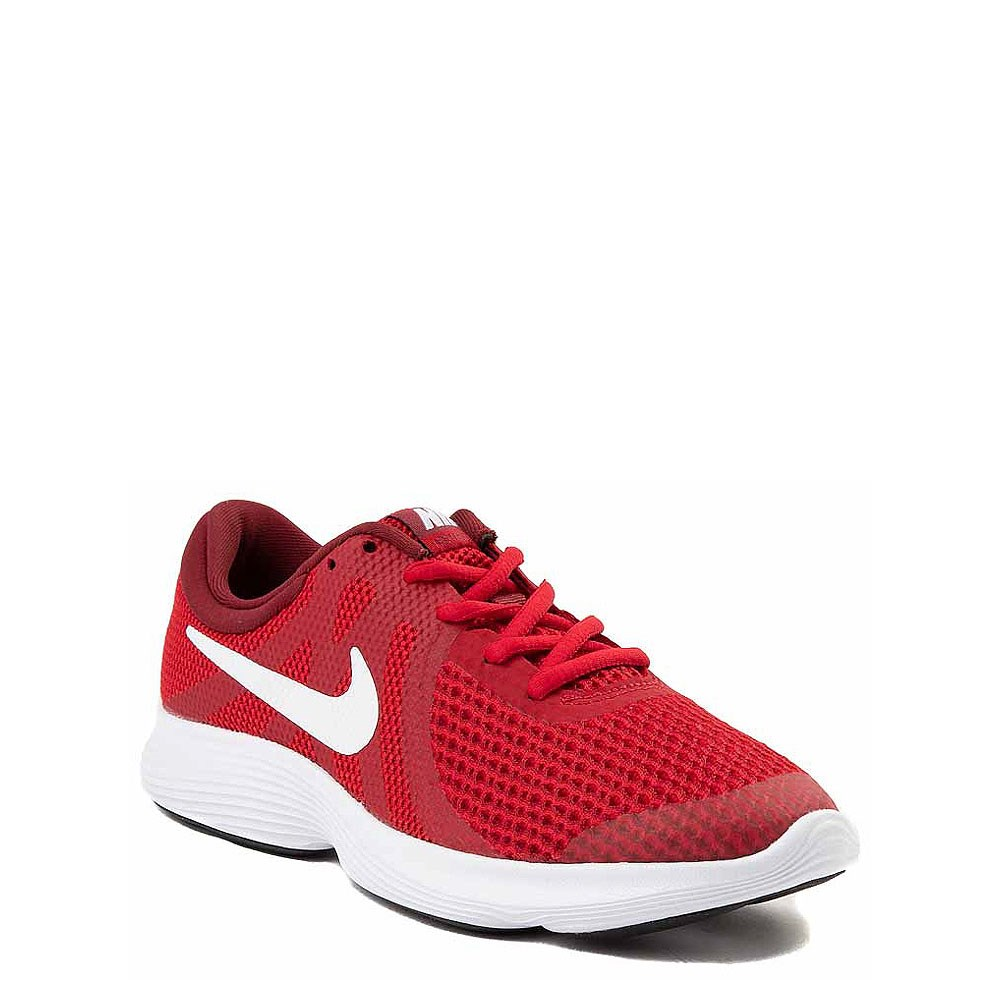 7a06db580633 Nike Revolution 4 Athletic Shoe - Big Kid. Previous. alternate image ALT5.  alternate image default view. alternate image ALT1
