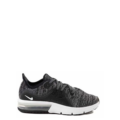 Tween Nike Air Max Sequent 3 Athletic Shoe