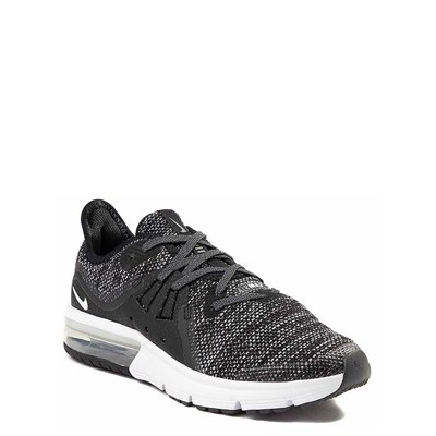 Alternate view of Tween Nike Air Max Sequent 3 Athletic Shoe
