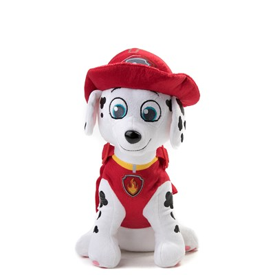 Main view of Paw Patrol Plush Backpack