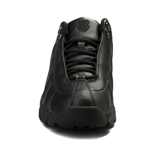 alternate view Mens K-Swiss ST-329 Low Athletic Shoe - BlackALT4