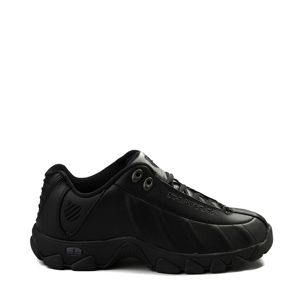 Mens K-Swiss ST-329 Low Athletic Shoe - Black