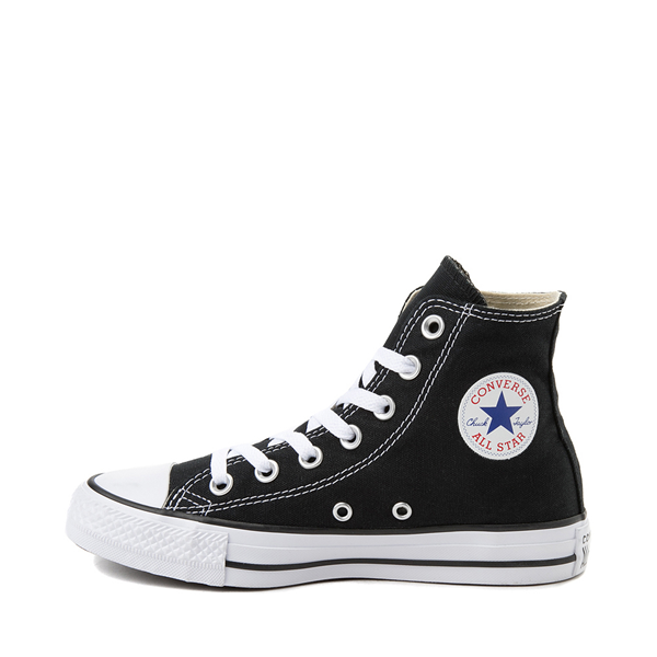 alternate view Converse Chuck Taylor All Star Hi Sneaker - BlackALT1