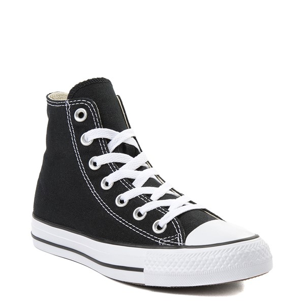 alternate view Converse Chuck Taylor All Star Hi Sneaker - BlackALT1D