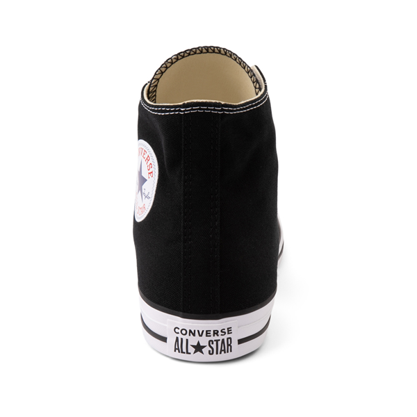 alternate view Converse Chuck Taylor All Star Hi Sneaker - BlackALT4