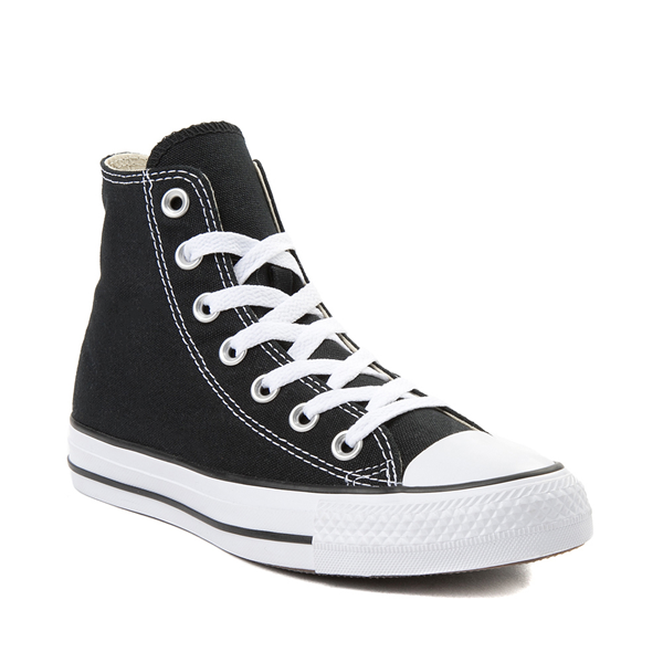 alternate view Converse Chuck Taylor All Star Hi Sneaker - BlackALT5