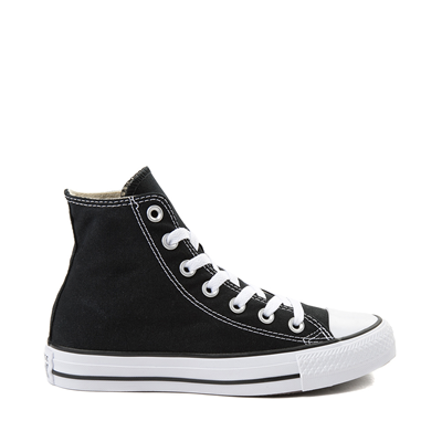 Alternate view of Converse Chuck Taylor All Star Hi Sneaker - Black