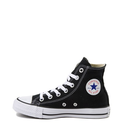 55e364aa9b27 ... Alternate view of Converse Chuck Taylor All Star Hi Sneaker · black ...