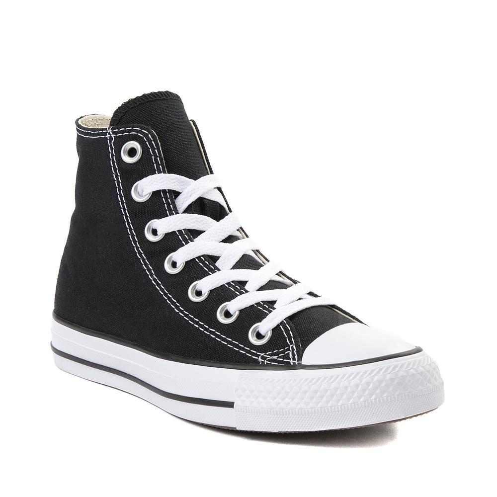 Converse Chuck Taylor All Star Hi Sneaker - Black   Journeys