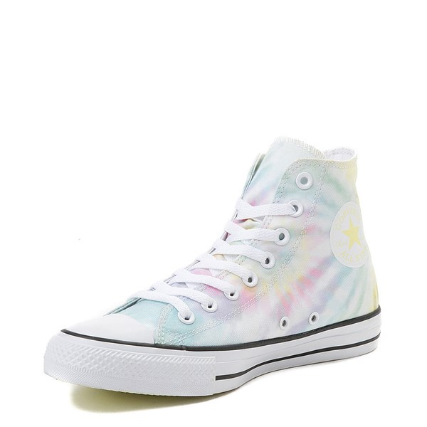 alternate view Converse Chuck Taylor All Star Hi Tie Dye SneakerALT3