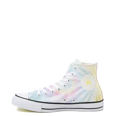 Alternate view of Converse Chuck Taylor All Star Hi Tie Dye Sneaker