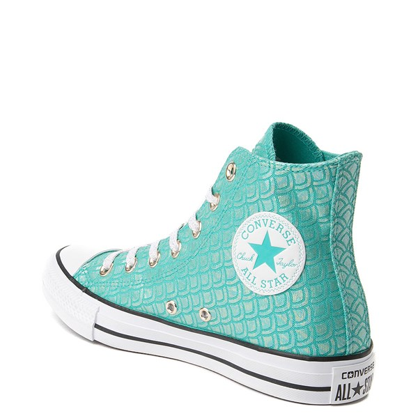 alternate view Converse Chuck Taylor All Star Hi Mermaid SneakerALT2