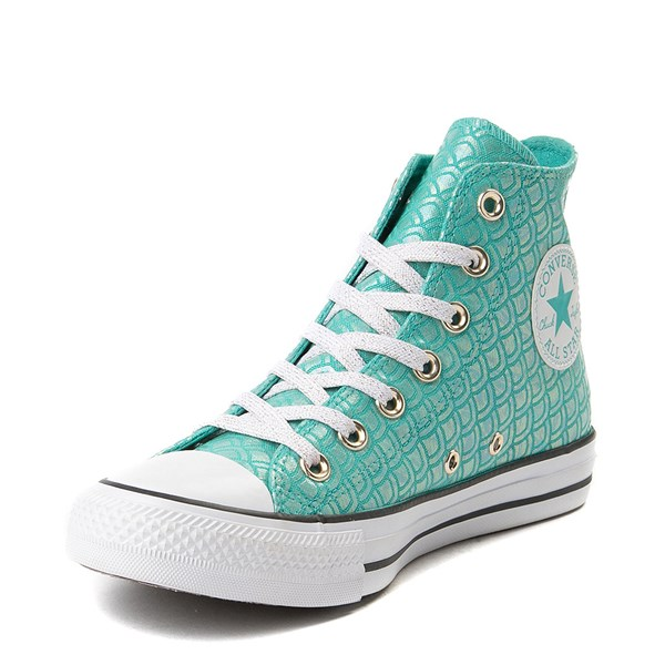 alternate view Converse Chuck Taylor All Star Hi Mermaid SneakerALT3