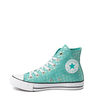 Alternate view of Converse Chuck Taylor All Star Hi Mermaid Sneaker