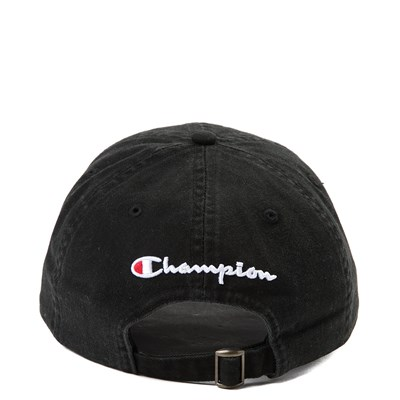 Alternate view of Champion Dad Hat - Black