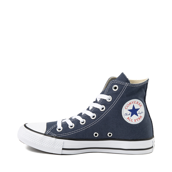 alternate view Converse Chuck Taylor All Star Hi Sneaker - NavyALT1