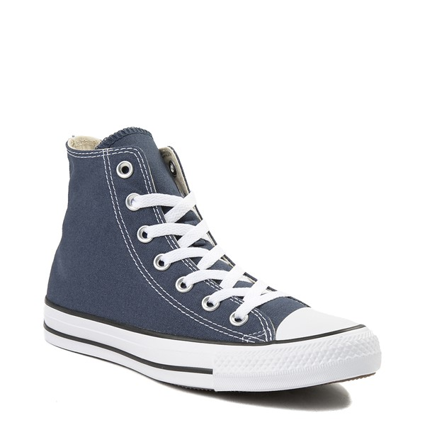 alternate view Converse Chuck Taylor All Star Hi Sneaker - NavyALT1B