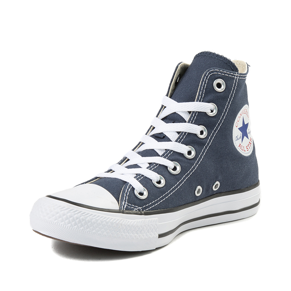alternate view Converse Chuck Taylor All Star Hi Sneaker - NavyALT2