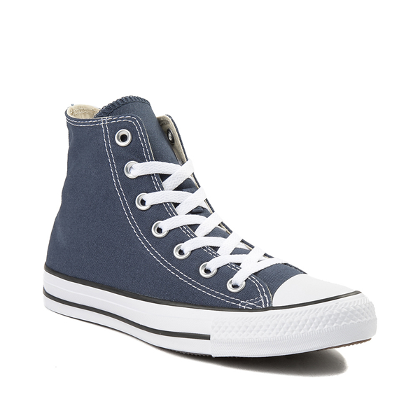 alternate view Converse Chuck Taylor All Star Hi Sneaker - NavyALT5