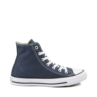 Main view of Converse Chuck Taylor All Star Hi Sneaker - Navy