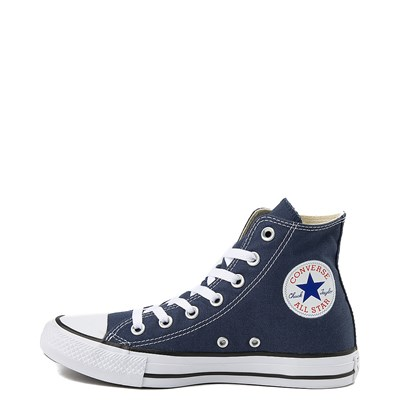 Alternate view of Converse Chuck Taylor All Star Hi Sneaker - Navy